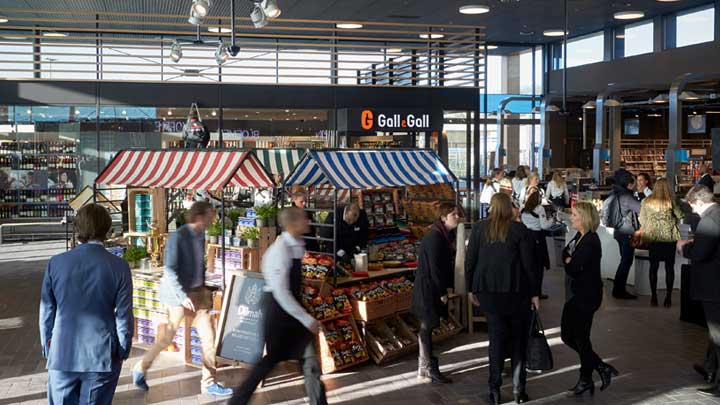 Albert Heijn XL Eindhoven-Philips Lighting 4