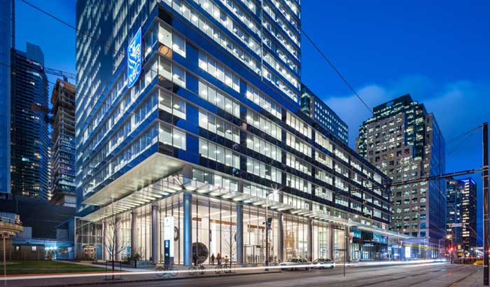 Cisco Toronto office